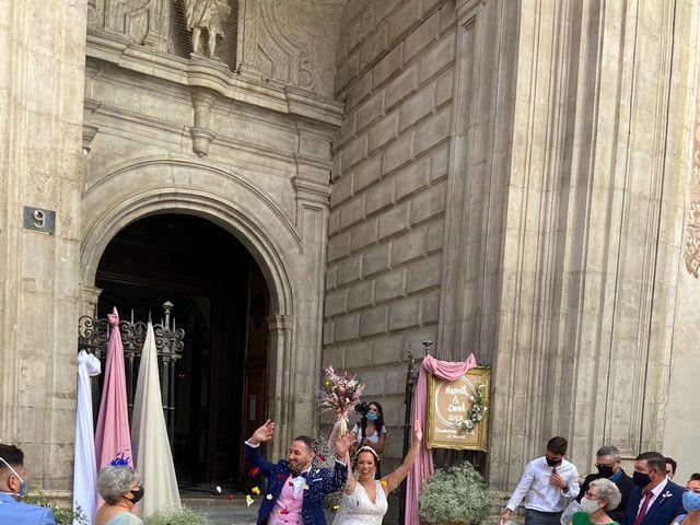 La boda de Daniel y Nazareth en Málaga, Málaga 5