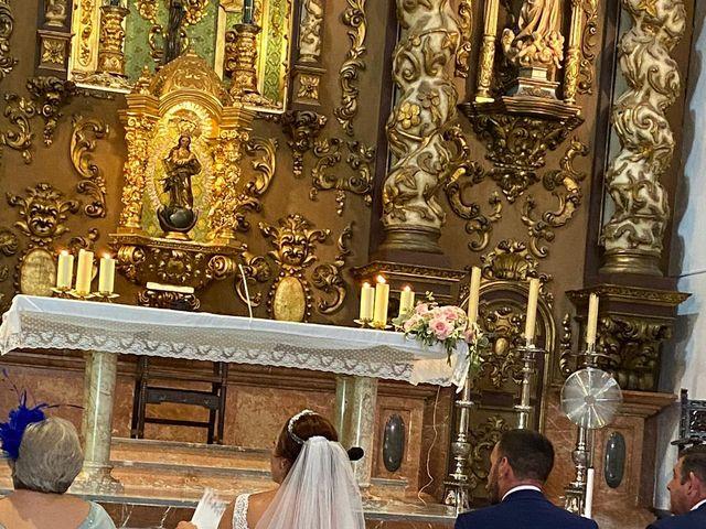 La boda de Daniel y Nazareth en Málaga, Málaga 6