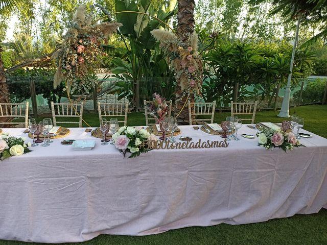La boda de Daniel y Nazareth en Málaga, Málaga 8