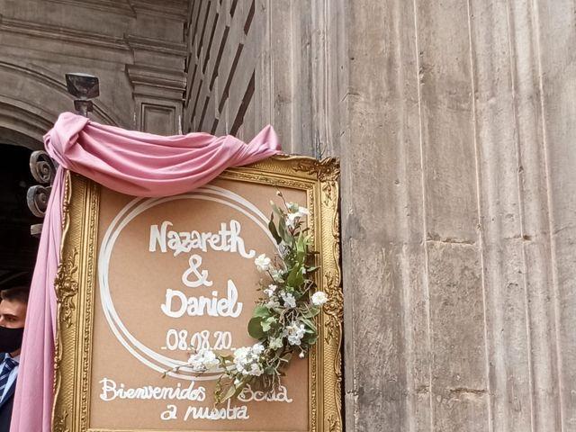 La boda de Daniel y Nazareth en Málaga, Málaga 9