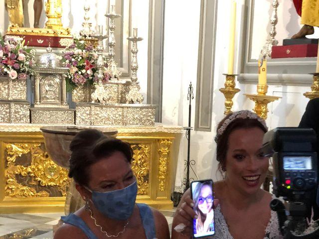 La boda de Daniel y Nazareth en Málaga, Málaga 12
