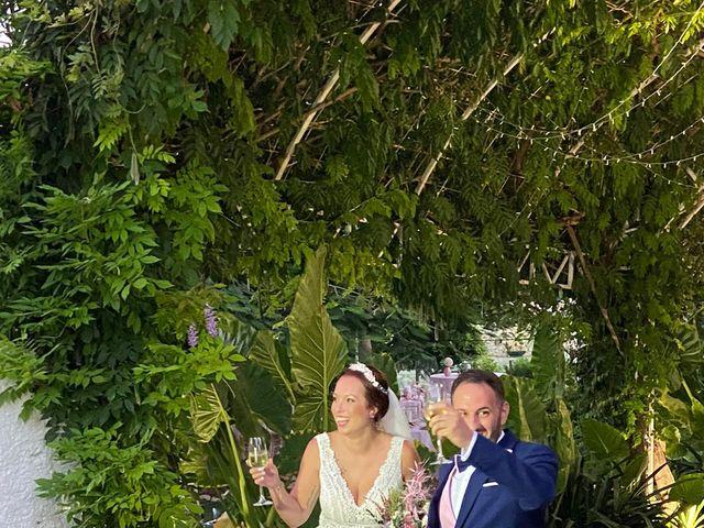 La boda de Daniel y Nazareth en Málaga, Málaga 14