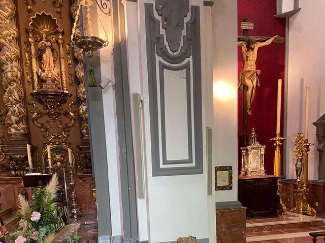 La boda de Daniel y Nazareth en Málaga, Málaga 17