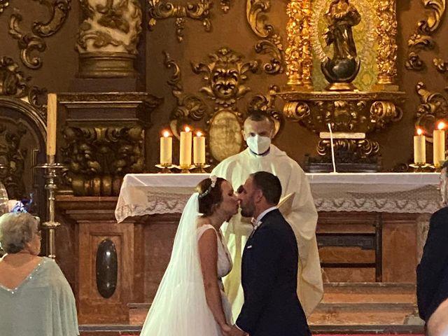 La boda de Daniel y Nazareth en Málaga, Málaga 23
