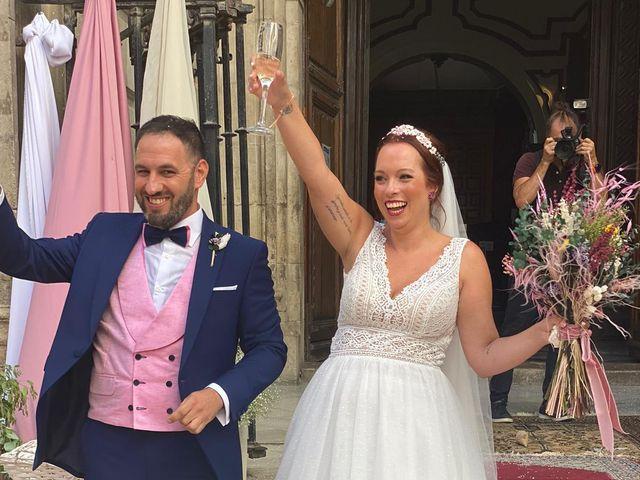 La boda de Daniel y Nazareth en Málaga, Málaga 24