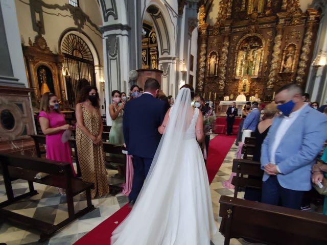 La boda de Daniel y Nazareth en Málaga, Málaga 28