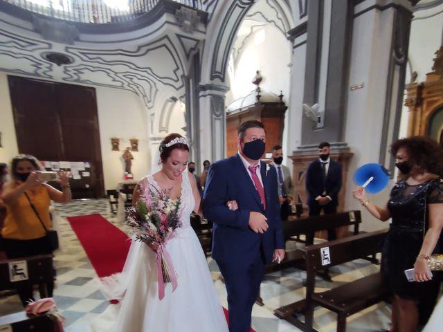 La boda de Daniel y Nazareth en Málaga, Málaga 29