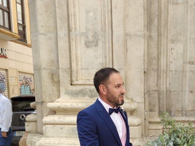 La boda de Daniel y Nazareth en Málaga, Málaga 30