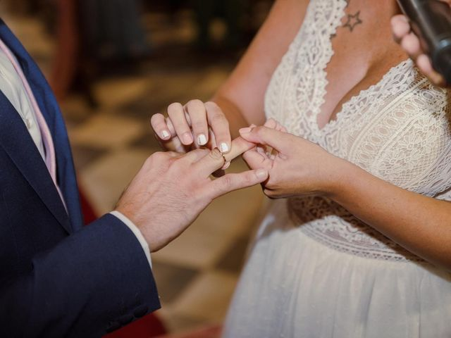 La boda de Daniel y Nazareth en Málaga, Málaga 36