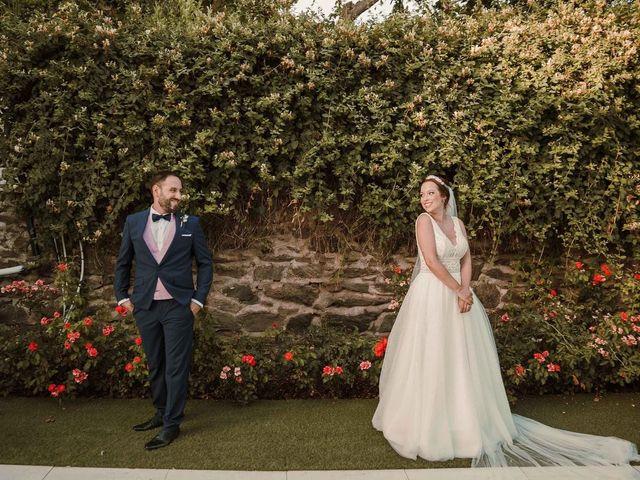 La boda de Daniel y Nazareth en Málaga, Málaga 42