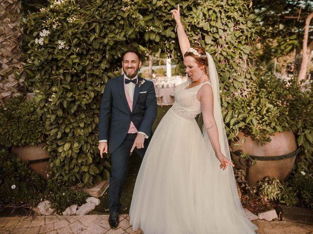 La boda de Daniel y Nazareth en Málaga, Málaga 48