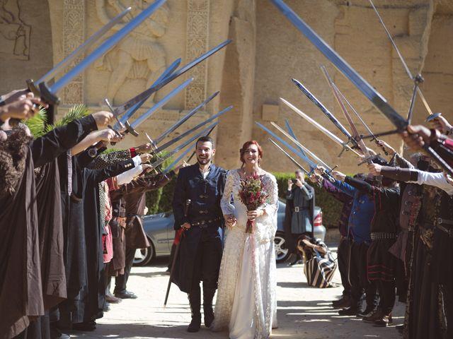 La boda de Alejandro y Tatiana