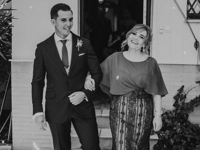 La boda de Francisco Javier y Ruth en Dos Hermanas, Sevilla 23