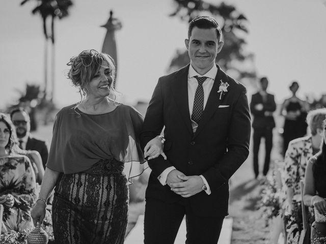 La boda de Francisco Javier y Ruth en Dos Hermanas, Sevilla 59