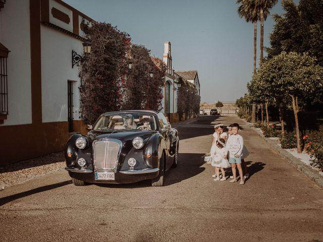 La boda de Francisco Javier y Ruth en Dos Hermanas, Sevilla 60