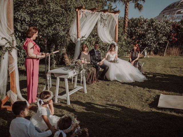 La boda de Francisco Javier y Ruth en Dos Hermanas, Sevilla 64