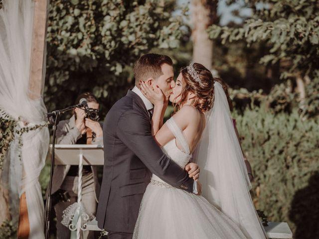 La boda de Francisco Javier y Ruth en Dos Hermanas, Sevilla 71