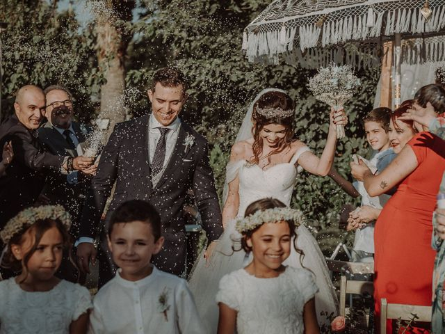 La boda de Francisco Javier y Ruth en Dos Hermanas, Sevilla 72