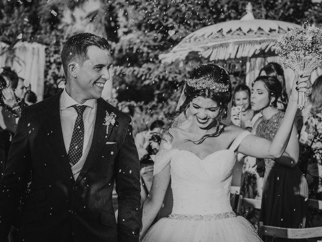 La boda de Francisco Javier y Ruth en Dos Hermanas, Sevilla 73