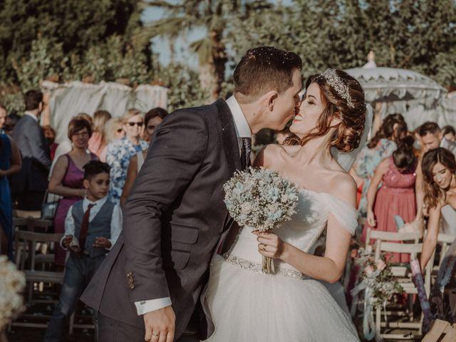 La boda de Francisco Javier y Ruth en Dos Hermanas, Sevilla 74