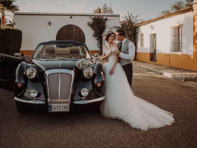 La boda de Francisco Javier y Ruth en Dos Hermanas, Sevilla 86