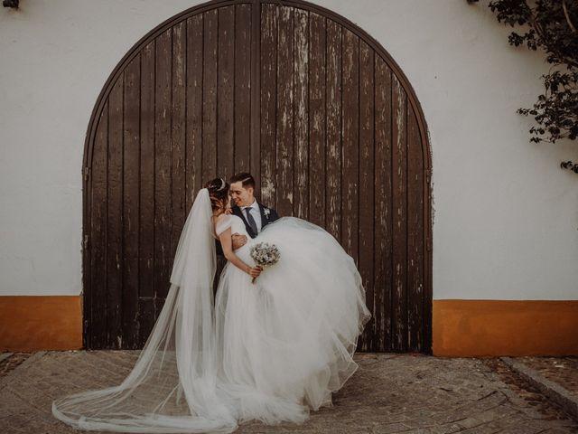 La boda de Francisco Javier y Ruth en Dos Hermanas, Sevilla 91