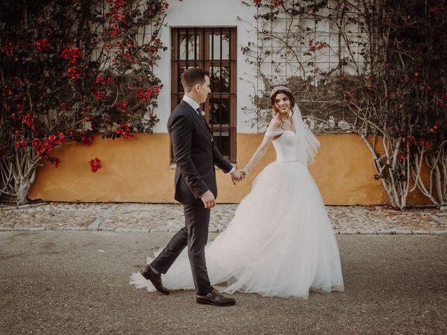 La boda de Francisco Javier y Ruth en Dos Hermanas, Sevilla 94