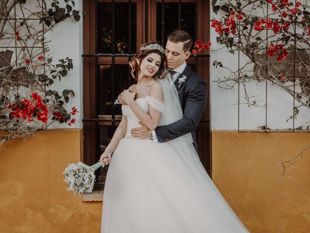 La boda de Francisco Javier y Ruth en Dos Hermanas, Sevilla 95