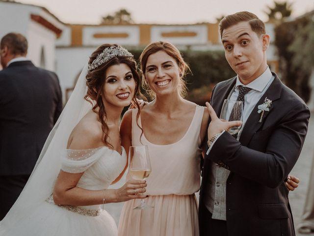 La boda de Francisco Javier y Ruth en Dos Hermanas, Sevilla 102