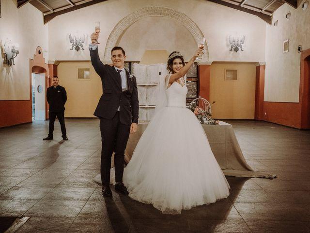 La boda de Francisco Javier y Ruth en Dos Hermanas, Sevilla 108