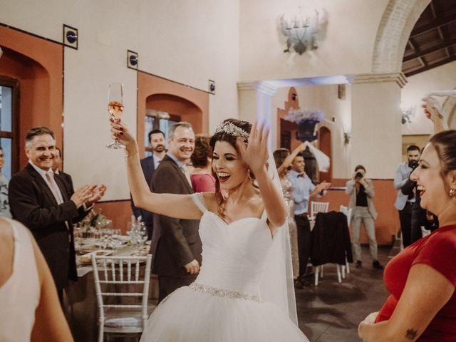 La boda de Francisco Javier y Ruth en Dos Hermanas, Sevilla 109