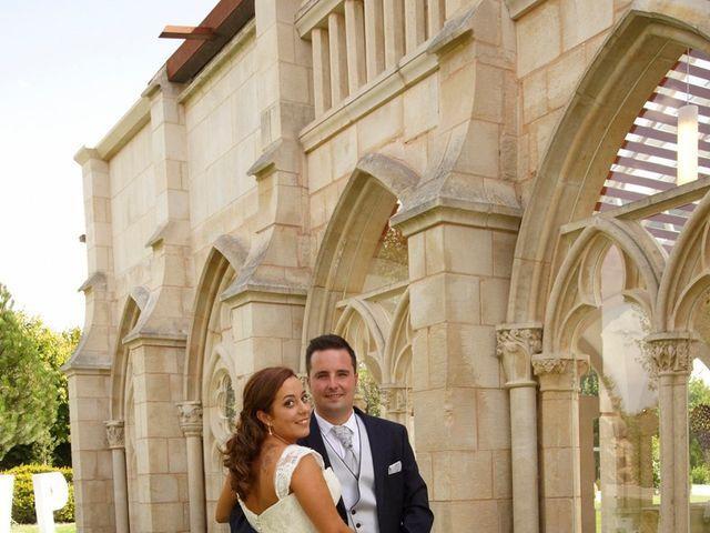 La boda de Gerardo y Natalia en Burgos, Burgos 5
