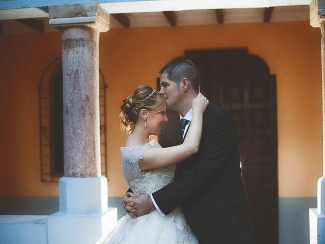 La boda de Violeta y Ramon