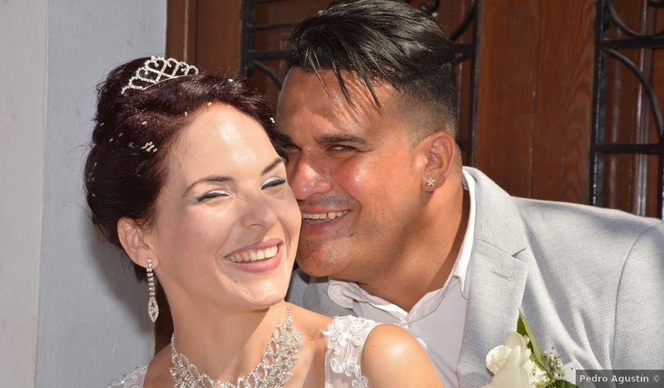La boda de Danaisi y Gianni en La/villajoyosa Vila Joiosa, Alicante