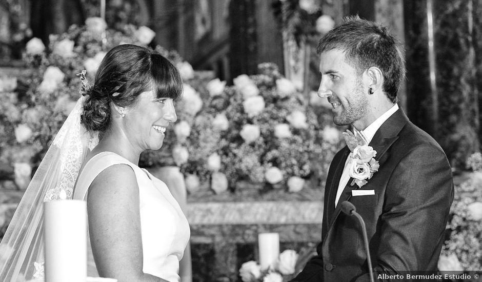 La boda de Endika y Ainhoa en Amurrio, Álava