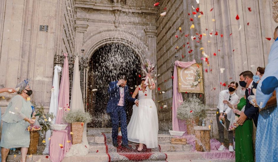 La boda de Daniel y Nazareth en Málaga, Málaga