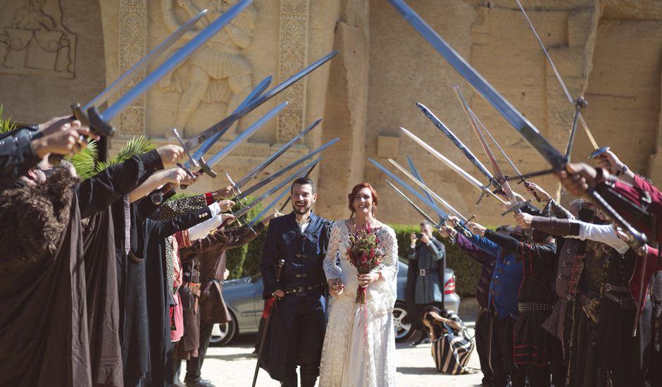 La boda de Tatiana y Alejandro en Osuna, Sevilla