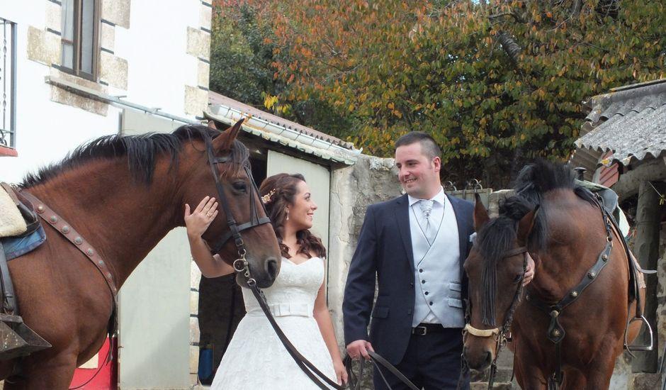 La boda de Gerardo y Natalia en Burgos, Burgos