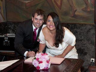 La boda de Armando y Mónica
