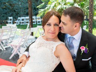 La boda de M Carmen y Jorge