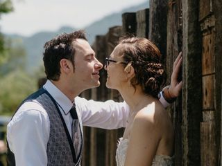 La boda de Cristina y Carles