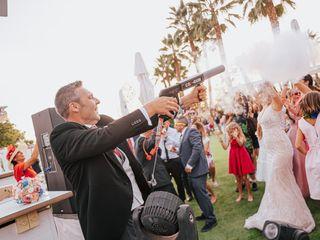 La boda de Elena y Flavio 3