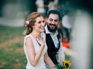 La boda de Sara y Emiliano
