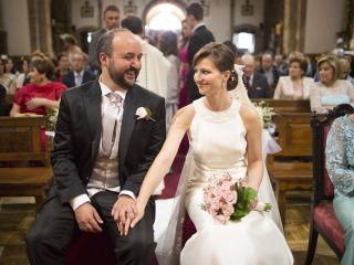 La boda de Carol y Erik