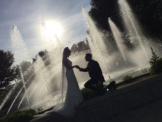 La boda de Nuria y Moisés 1