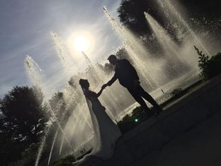 La boda de Nuria y Moisés 2