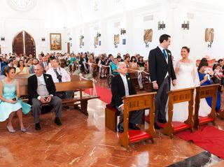 La boda de Susana y Sergio 1
