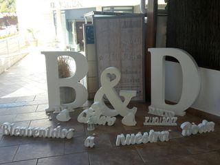 La boda de Bea y David 3
