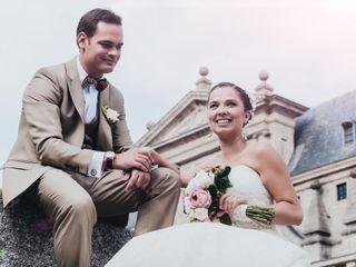 La boda de Darja y Enrique
