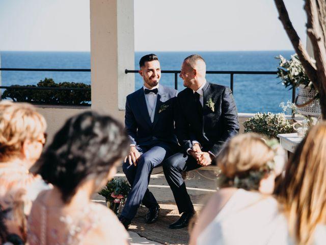 La boda de Carlos y Alberto en Blanes, Girona 25